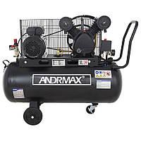 Воздушный компрессор 100 л, 2.2 кВт ANDRMAX