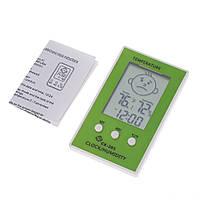 Термогигрометр часы CX-201