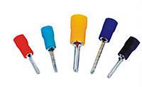 Кабельный оконцеватель ''игла'' 1,5-2,5кв.мм.,  длина-12мм, синий
