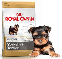 Сухой корм Royal canin yorkshire Junior Роял канин для породы йорк