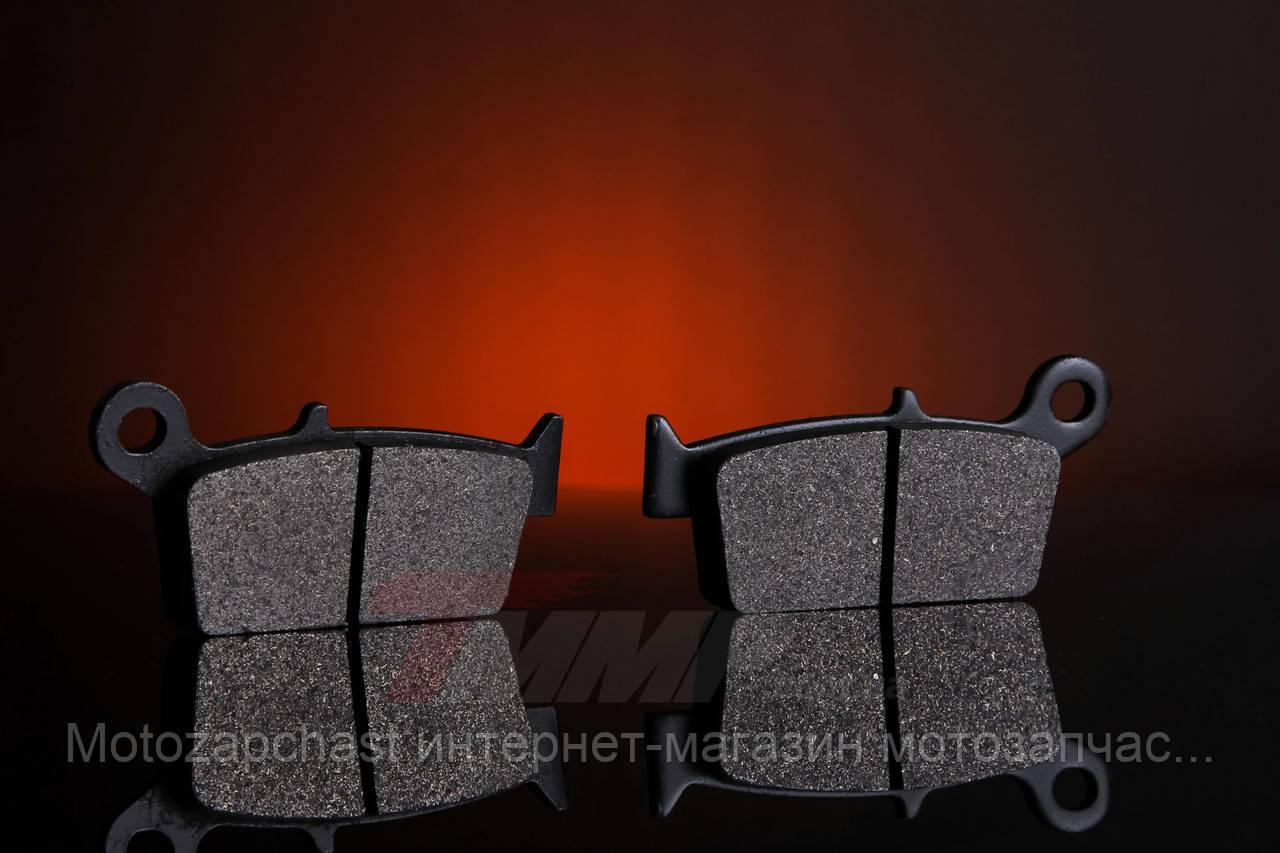 Колодки тормозные передние YABEN  тип 2 - Motozapchast интернет-магазин мотозапчастей в Харькове