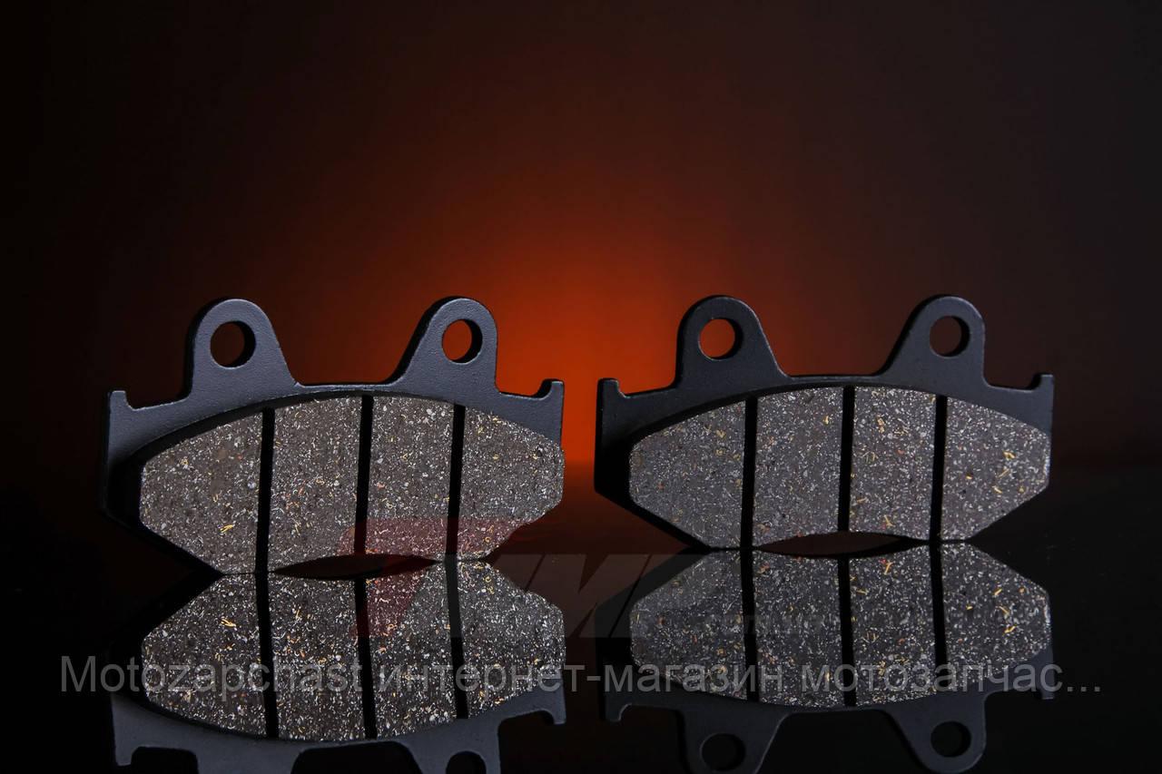 Колодки тормозные передние YABEN тип 4