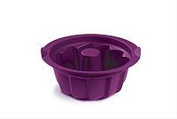 """Силиконовая форма """"Чудо"""" малая (500 мл) фиолетового цвета, Tupperware"""