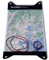 Водонепроницаемый чехол для карты Sea To Summit Waterproof Map Case L, STS AWMCL, 43.2x33 см.