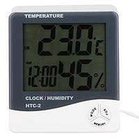 Цифровий термогігрометр HTC-2
