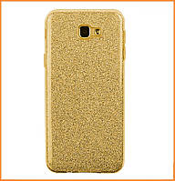 Чехол New case Twins для Samsung Galaxy J5 Prime SM-G570 Gold