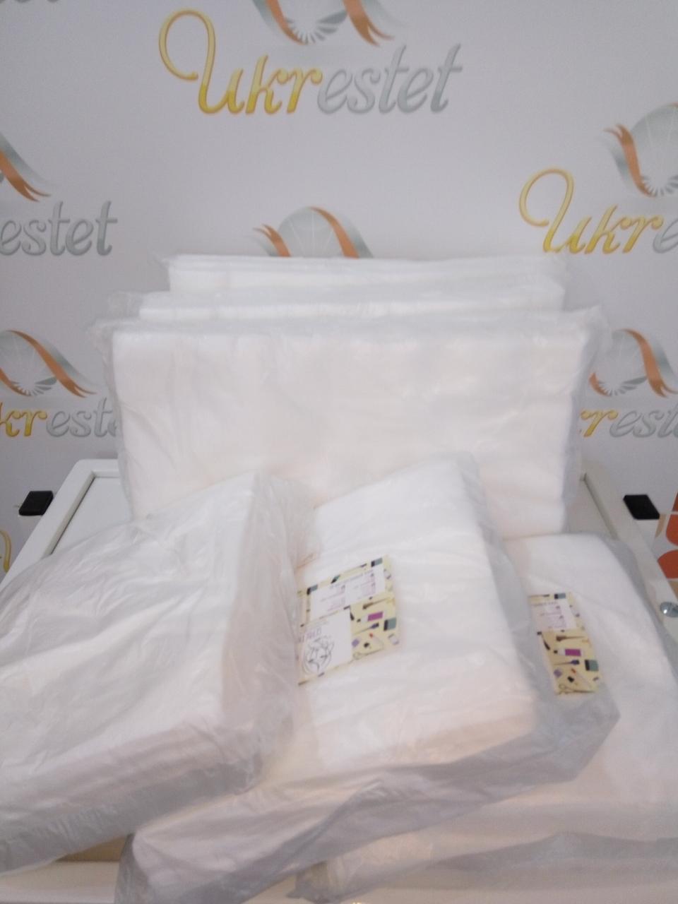 Одноразовые салфетки в пачке, 20*20 см