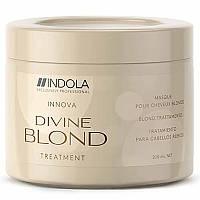 Маска для светлых волос Indola Innova Divine Blond 200 мл