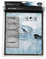 Водонепроницаемый чехол для карты Sea To Summit Waterproof Map Case S, STS AWMCS, 30x21 см.