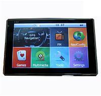 "GPS HD навигатор 7005 ddr2-128mb, 8gb HD (20) 7"" NNX-NCX"