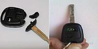 Заміна корпуса автомобільного ключа