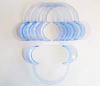 Ретрактор роторасширитель пластиковый / M - средний размер