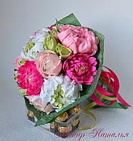 """Букет из цветов и конфет """"Чудо"""", фото 1"""