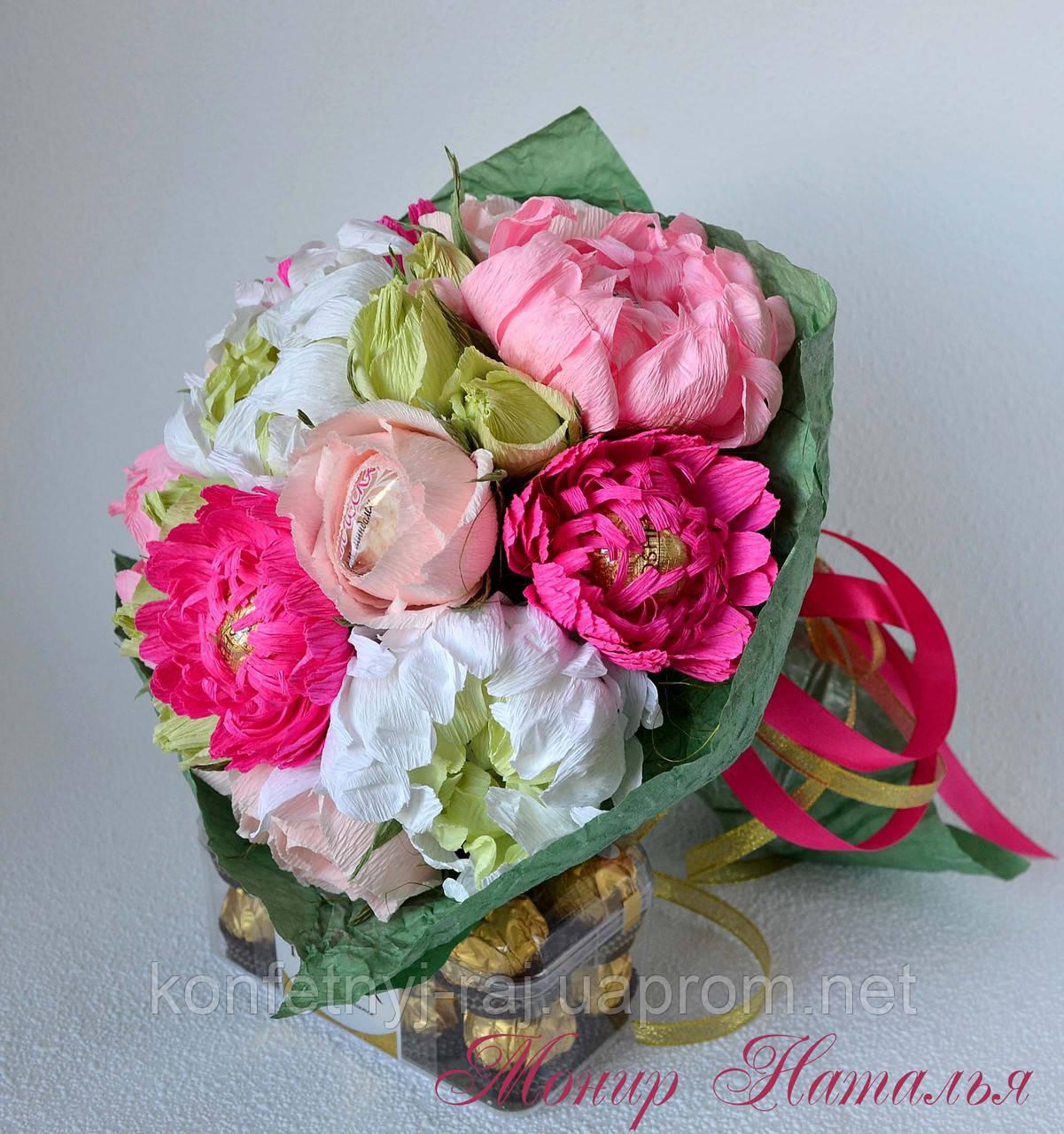 Букеты из цветов и лучшие подарки