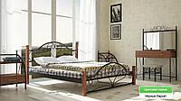 Джоконда Кровать на Деревянных ножках