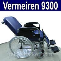 Vermeiren 9300 Sanitary Wheelchair Kресло-коляска санитарным оснащением модель