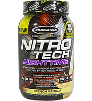 MuscleTech   NitroTech NightTime   907 g./2 Lb