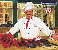 Набор кухонных ножей Мibacle blade FP