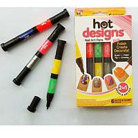 Hot designs набор для дизайна ногтей VX