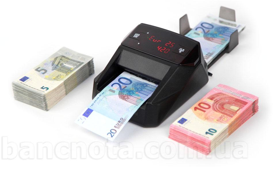 PRO Moniron Dec ERGO Автоматичний детектор валют