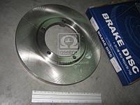 Диск тормозной передн. HYUNDAI PORTER 1.25T, VALEO PHC R1015