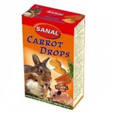 Санал для грызунов Морковные, 45г