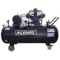 Воздушный компрессор 500 л, 5.5 кВт ANDRMAX