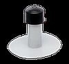 ПВХ флюгарка. Аэратор Ø 75 мм h 200 мм