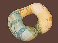 Терапевтическая дорожная подушка для поддержки шеи