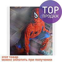 Детский карнавальный костюм Спайдермен синий / детская одежда