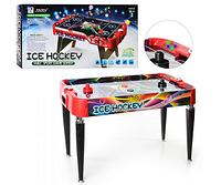 Хоккей EL 3005+3 воздушный. на ножках на батарейках 82-43-11см DDV