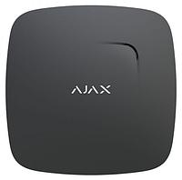 Беспроводной датчик детектирования дыма Ajax FireProtect Black