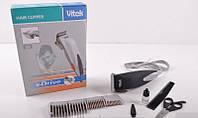 Машинка для стрижки волос Vitek VT-1366 SR, Машинка Триммер с насадками