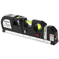 Лазерный уровень Laser Level Pro 10, Лазерная рулетка, Электронный рулетка, Лазерный нивелир