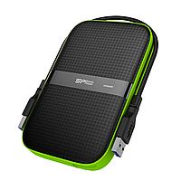 "Внешний жесткий диск Silicon Power Armor A60 2.5"" 500GB (SP500GBPHDA60S3K) (USB 3.0)"