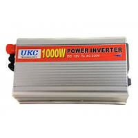 Преобразователь напряжения 12V в 220V 1000W UKC ZKX