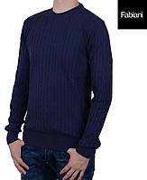 Вязанный мужской свитер Fabiani