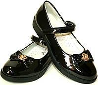 Детские нарядные туфли для девочки Clibee (размеры 32-37)