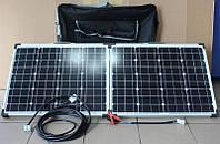 Солнечная панель Solar board 2F 80W 18V 670*540*35*35 FOLD ZZX