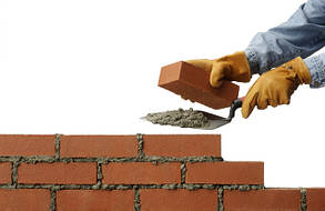 Как правильно строить дом из кирпича