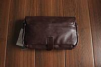 Мужская кожаная сумка. Модель 61236, фото 5