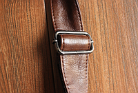 Мужская кожаная сумка. Модель 61237, фото 9
