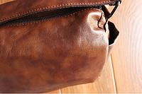 Мужская кожаная сумка. Модель 61237, фото 6