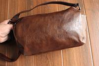 Мужская кожаная сумка. Модель 61237, фото 7