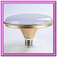 Лампочка LED LAMP E27 18W Плоские круглые 1201, светодиодная лампа, энергосберегающая лампа