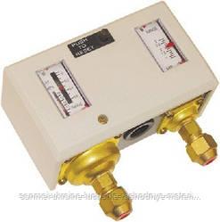 Реле давления HLP 830 HM (сдвоеное, н.д.-авто, в.д.-кнопка)