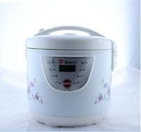 Мультиварка Domotec MS 7711 Белая, мультиварка для кухни, бытовая, домотек