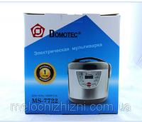 Мультиварка Domotec MS 7722 Хром, мультиварка для кухни, бытовая, домотек