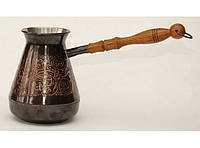 Турка медная 500 мл TUR7, турка кофейная, турка для кофе