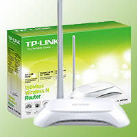 Wi-Fi роутер TP-Link TL-WR720N, маршрутизатор